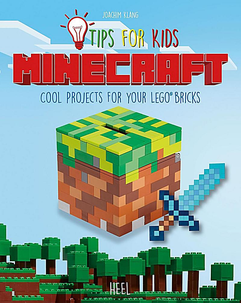 Tips for kids minecraft buch bei online bestellen for Minecraft crafts for kids