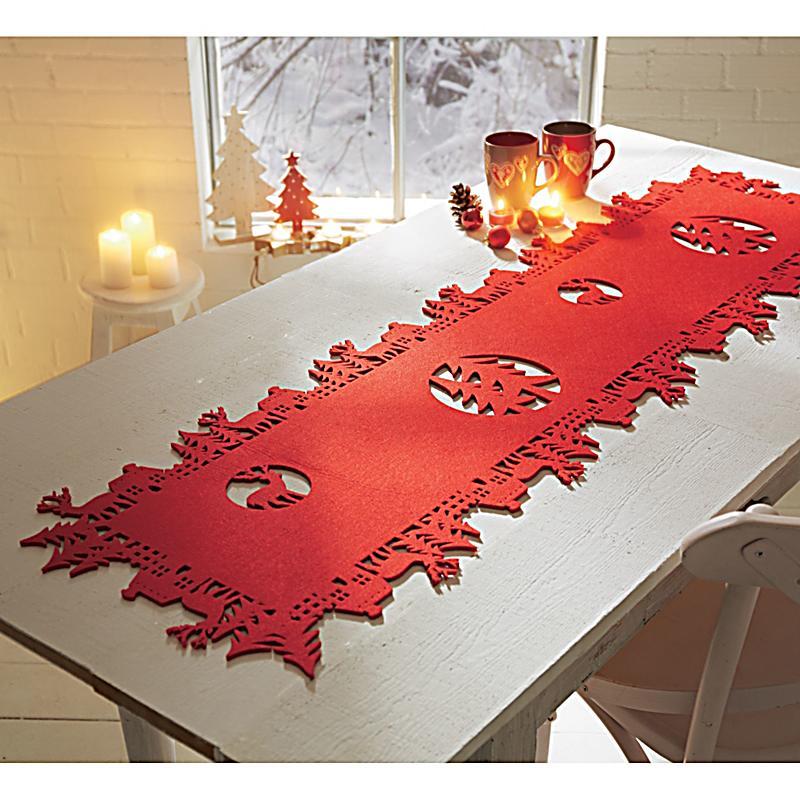 tischl ufer filz weihnachtswelt jetzt bei. Black Bedroom Furniture Sets. Home Design Ideas