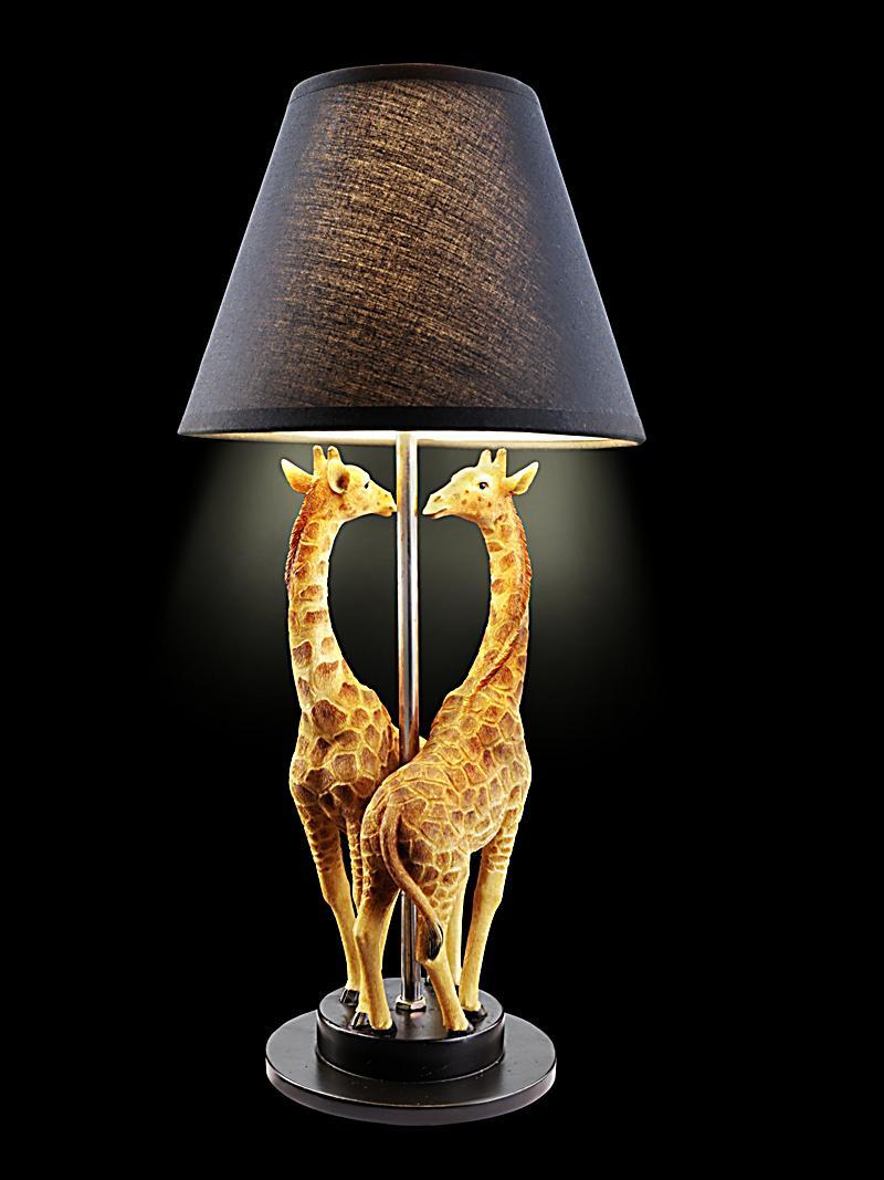 tischlampe giraffen jetzt bei bestellen. Black Bedroom Furniture Sets. Home Design Ideas