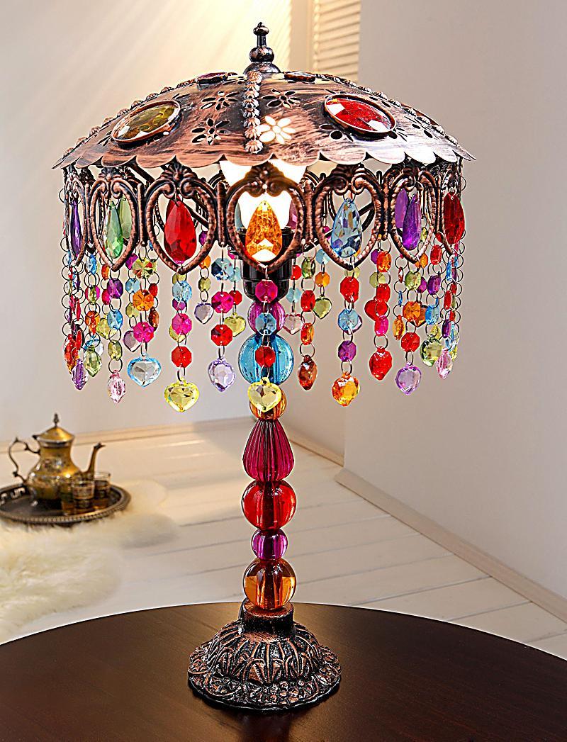 tischlampe tunesien jetzt bei bestellen. Black Bedroom Furniture Sets. Home Design Ideas