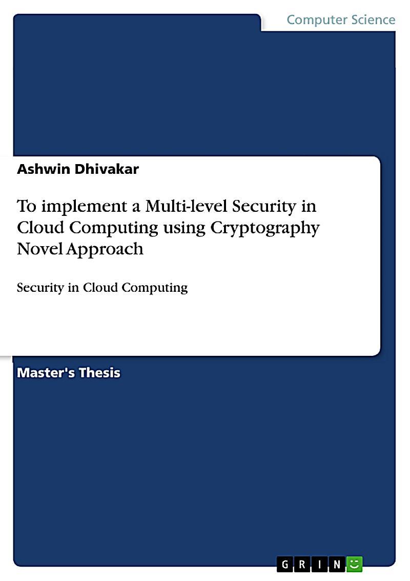 cryptography in cloud computing pdf