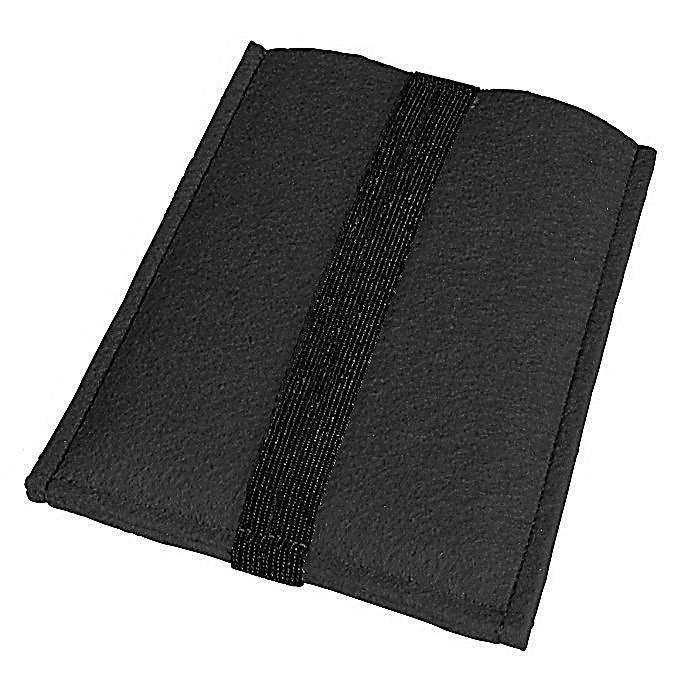 tolino schutztasche aus filz farbe schwarz. Black Bedroom Furniture Sets. Home Design Ideas