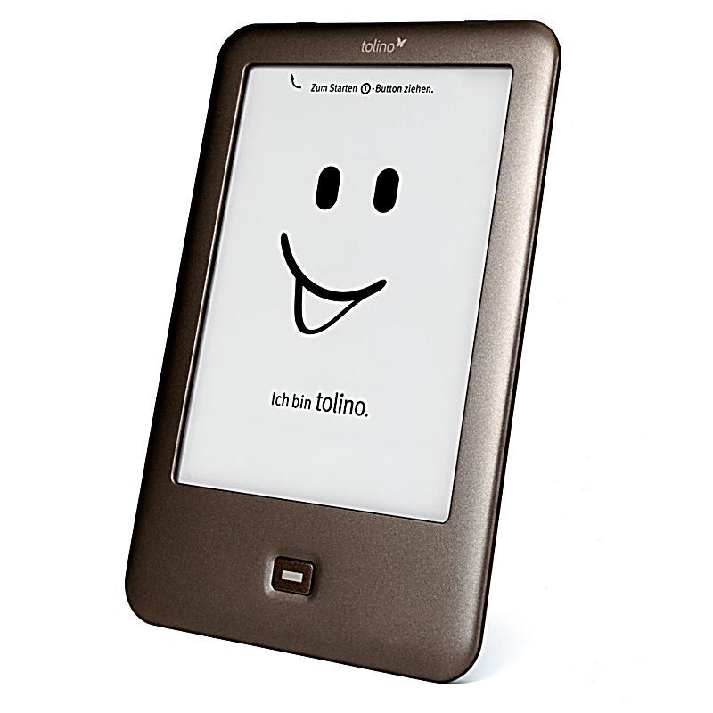 tolino shine der neue ebook reader mit beleuchtung. Black Bedroom Furniture Sets. Home Design Ideas