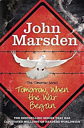 tomorrow when the war began book review john marsden
