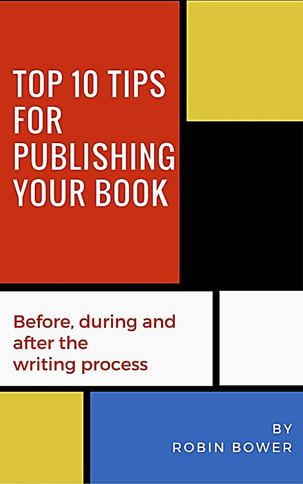 4 Tips on the Publishing Experience