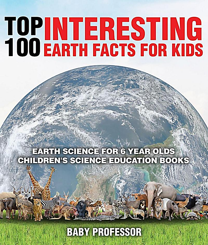 Science Facts About Earth: Top 100 Interesting Earth Facts For Kids
