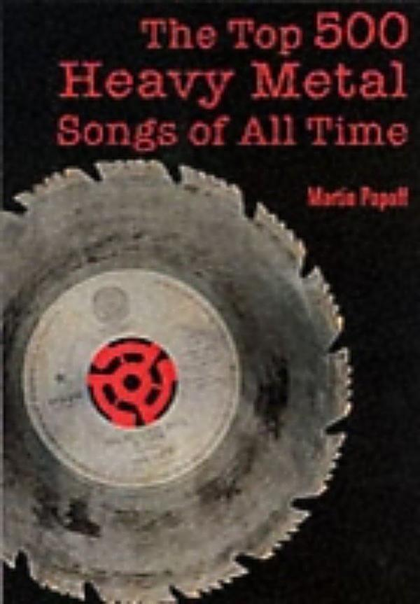 Top 500 heavy metal songs of all time ebook for Greatest house tracks of all time