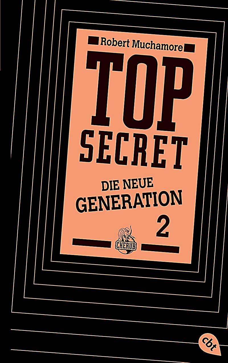 Top Secret, Die neue Generation, Die Intrige Buch portofrei