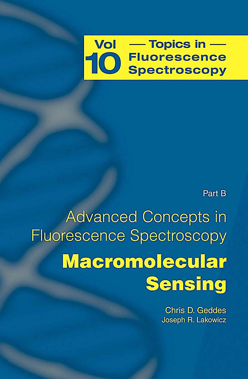 principles of fluorescence spectroscopy pdf
