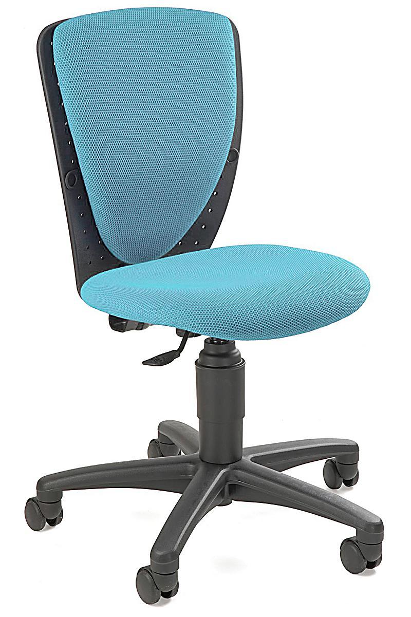 topstar drehstuhl high s 39 cool farbe hellblau. Black Bedroom Furniture Sets. Home Design Ideas
