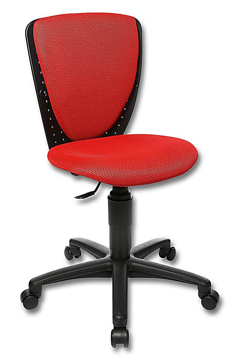 topstar drehstuhl high s 39 cool farbe rot bestellen. Black Bedroom Furniture Sets. Home Design Ideas