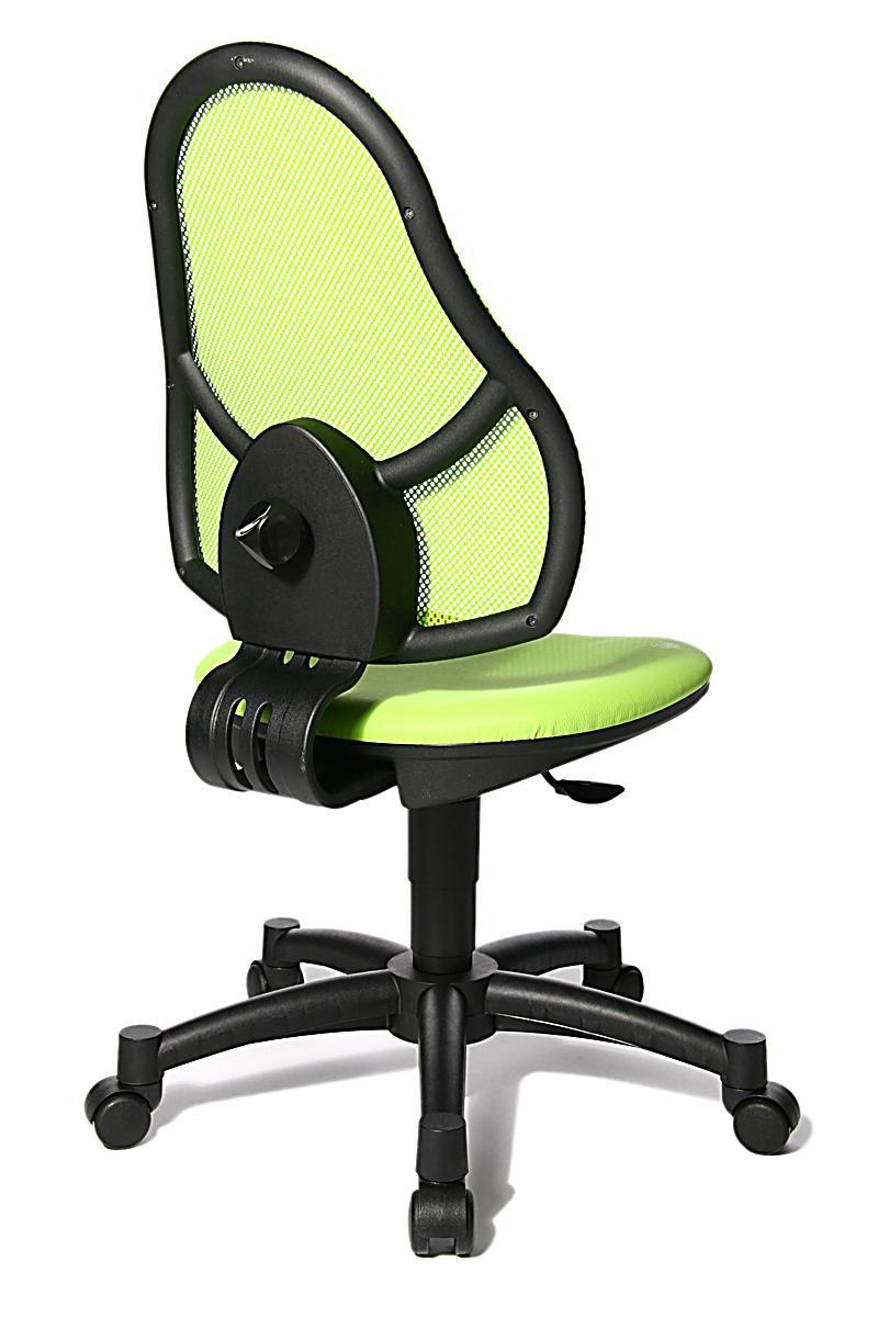 topstar drehstuhl open art junior farbe apfelgr n. Black Bedroom Furniture Sets. Home Design Ideas
