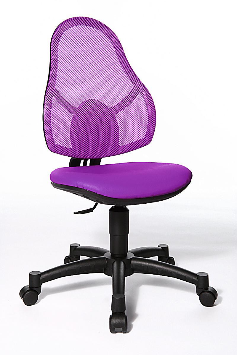 topstar drehstuhl open art junior farbe lila. Black Bedroom Furniture Sets. Home Design Ideas