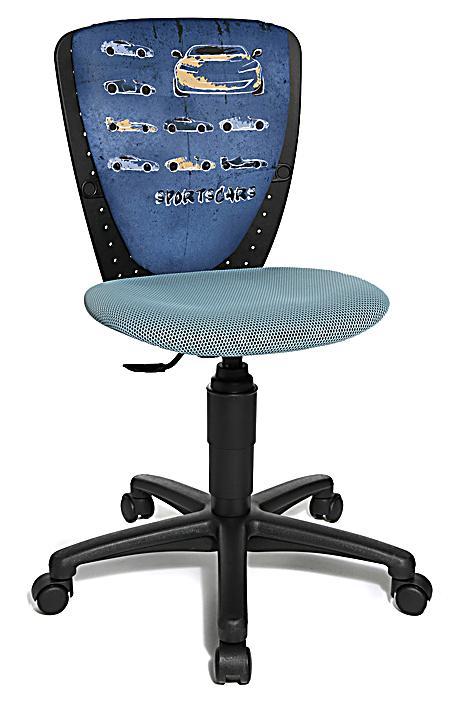 Topstar schreibtischstuhl drehstuhl s 39 cool niki design - Topstar chaise de bureau ...