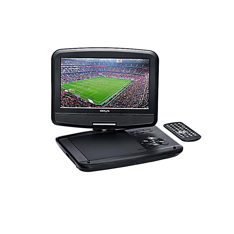 tragbarer dvd player 9 odys furo jetzt bei. Black Bedroom Furniture Sets. Home Design Ideas