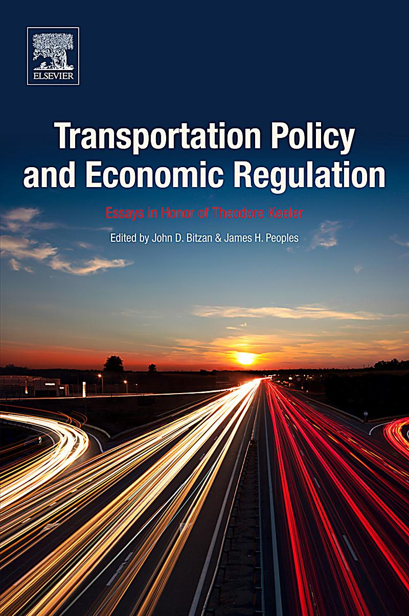 essay in transportation economics and policy Evaluating public transit benefits and costs victoria transport policy institute 2 executive summary public transit (also called public transport or mass transit) includes various services that provide mobility to the general public, including buses, trains, ferries, shared taxi, and their variations.