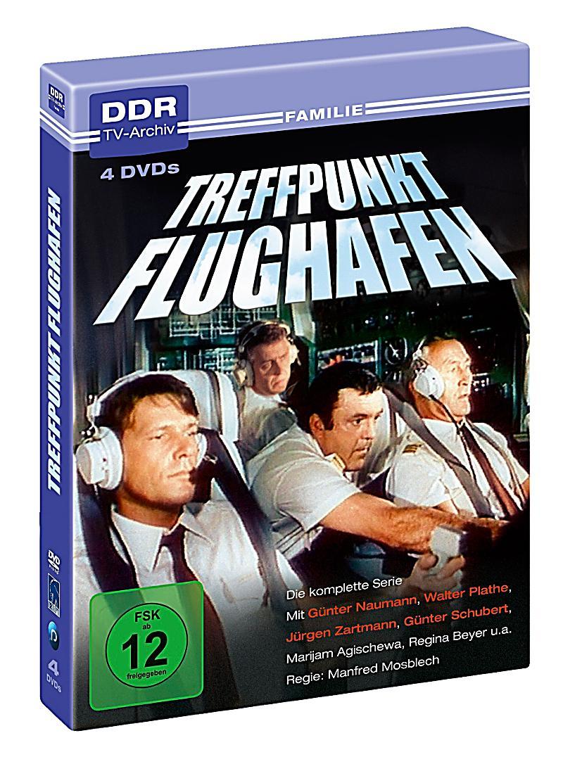 Treffpunkt Flughafen DVD jetzt bei Weltbild.de online