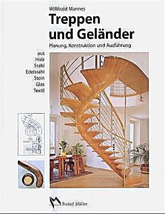 treppen und gel nder aus holz stahl edelstahl stein glas textil buch. Black Bedroom Furniture Sets. Home Design Ideas