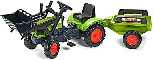 Tret traktor claas m hänger lader j weltbild