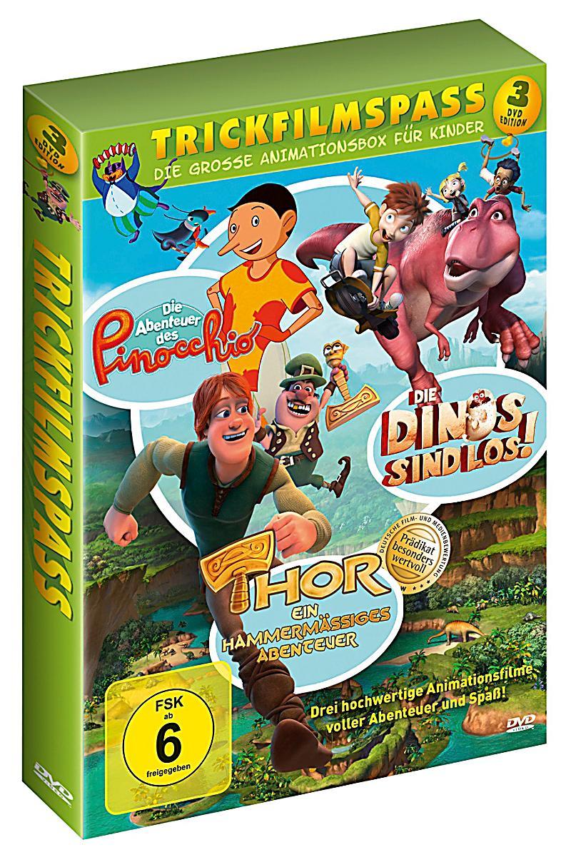 Für Kids Mütter Und Die Großen: Die Grosse Animationsbox Für Kinder Film