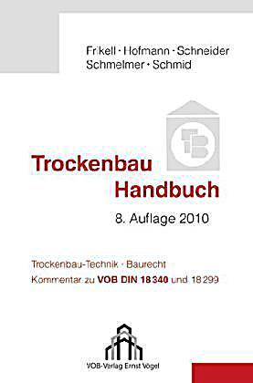 trockenbau handbuch buch portofrei bei bestellen. Black Bedroom Furniture Sets. Home Design Ideas