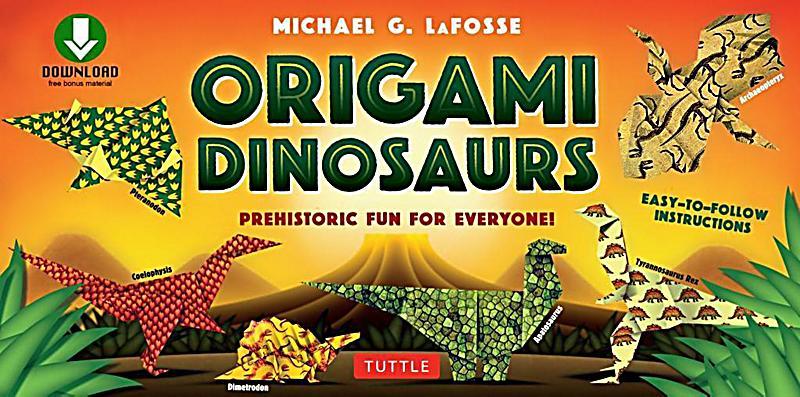 Tuttle Publishing: Origami Dinosaur: ebook jetzt bei ... - photo#33