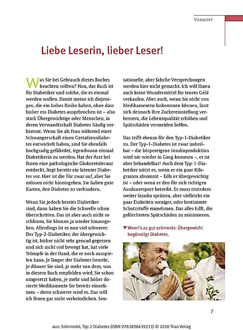 TypDiabetes - Heilung ist doch möglich! von Volker Schmiedel - Buch   Thalia