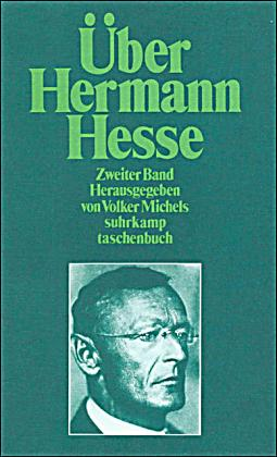 ber hermann hesse buch jetzt portofrei bei. Black Bedroom Furniture Sets. Home Design Ideas