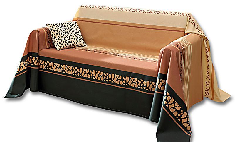 berwurf savanne gr sse xxl 220x280 cm bestellen. Black Bedroom Furniture Sets. Home Design Ideas