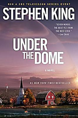Under the Dome by Stephen King (2009, Hardcover)...Autographed with picture