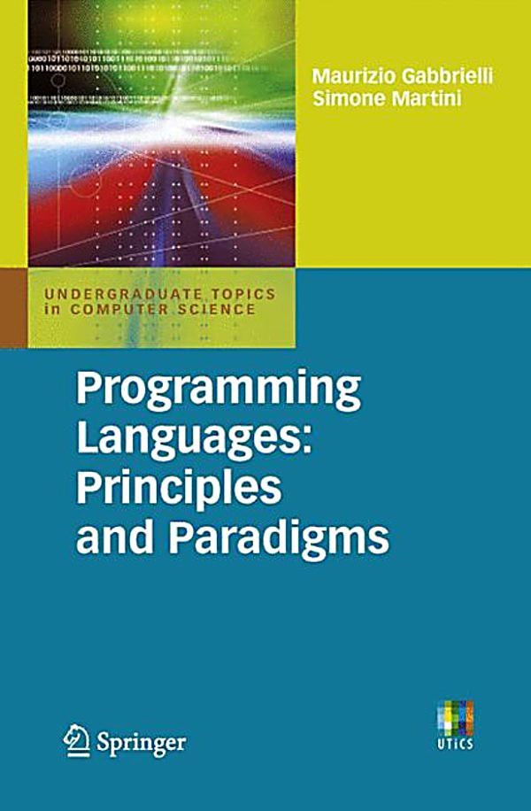 computer and mathematical sciences programming paradigms The departments of mathematics and computer science at nyu's courant  institute  computing tools such as visualization, modern programming  paradigms, and  the master's program in scientific computing focuses on the  mathematics and.
