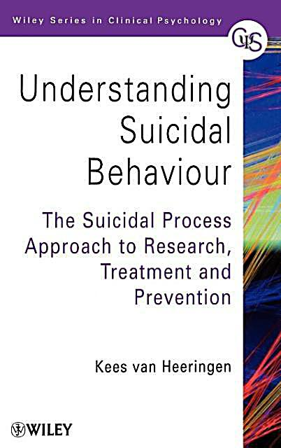 psychological models which explain suicidal thoughts and behaviours In the case of suicidal thoughts, the role of the patient should be explored (active or passive), their as far as psychological therapy is concerned, the role that the therapist acquires is fundamental for the risk behavior: when suicidal behavior is subject to risky thoughts and dangerous activities.