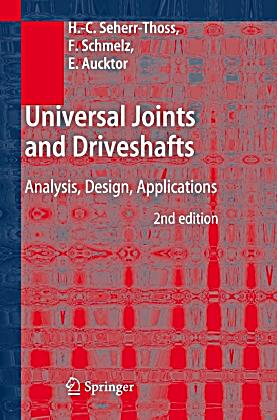 Universal Joints And Driveshafts Buch Portofrei Bei