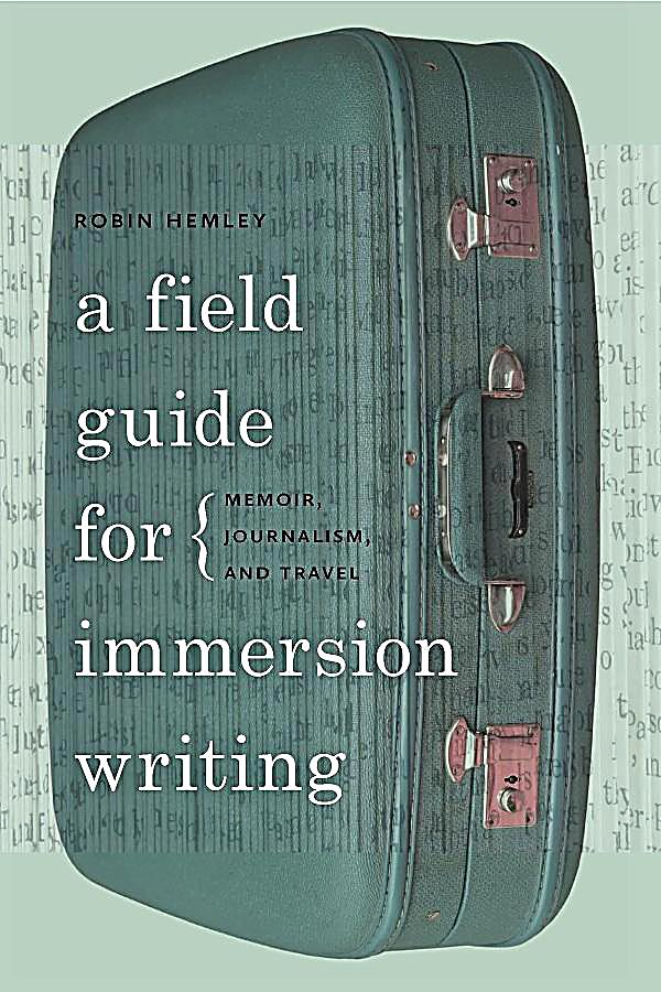 A field guide for science writers list