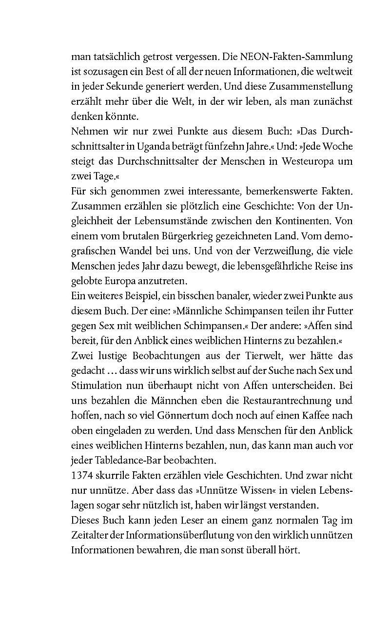 Unnützes Wissen Buch jetzt bei Weltbild.ch online bestellen
