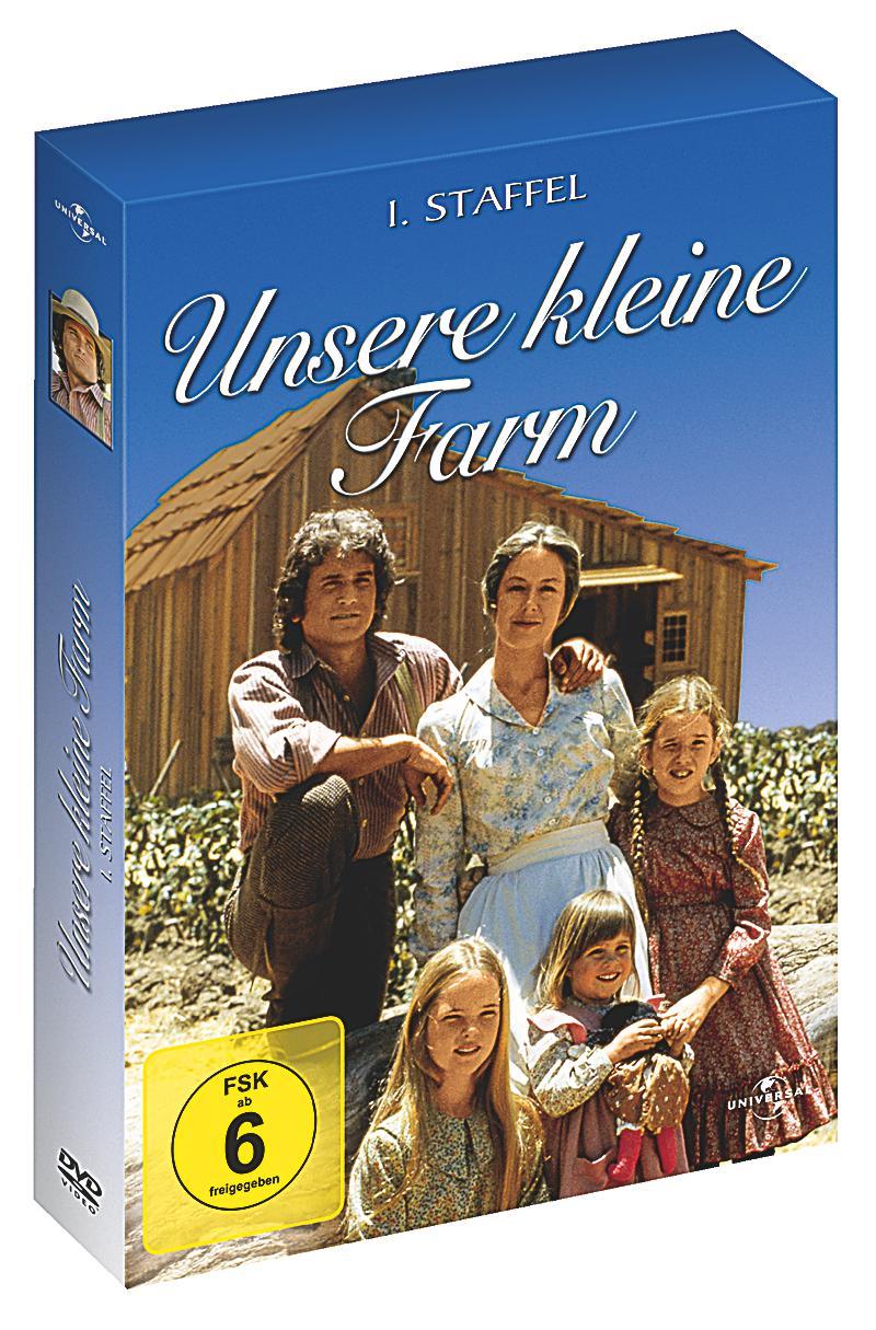 Unsere Kleine Farm Staffel 4