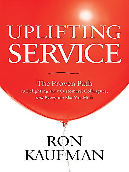 ron kaufman uplifting service pdf