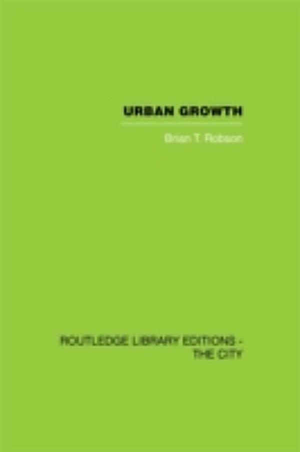 what is urban growth pdf