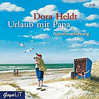 Heldt, D: Urlaub mit Papa/Autorinnenlesung/3 CDs