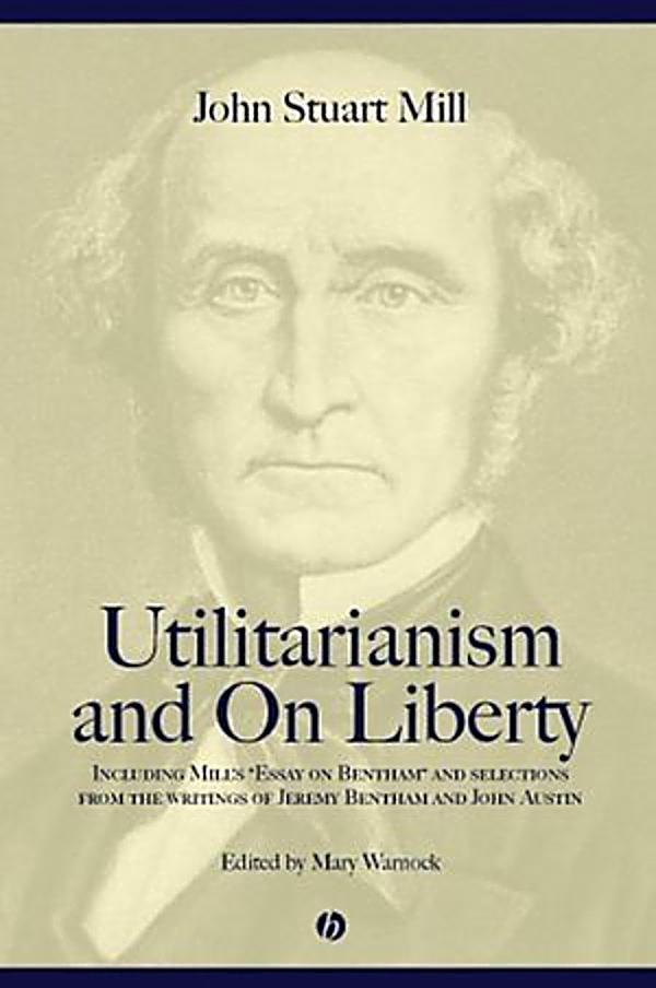 Essay on john stuart mill on liberty