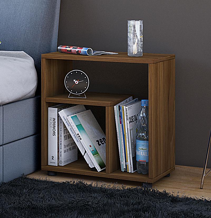 vcm beistelltisch nachttisch kaffeetisch nachtkonsole couchtisch wohnzimmertisch zeito farbe. Black Bedroom Furniture Sets. Home Design Ideas