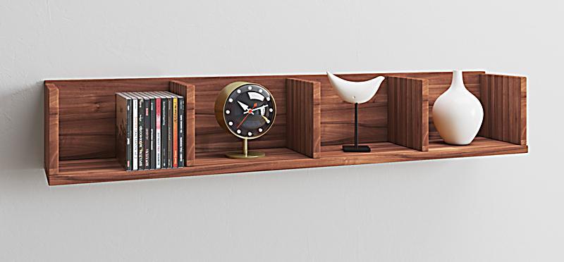 vcm eckregal honsa holz board regal m bel f r b cher figuren cds farbe kern nussbaum. Black Bedroom Furniture Sets. Home Design Ideas