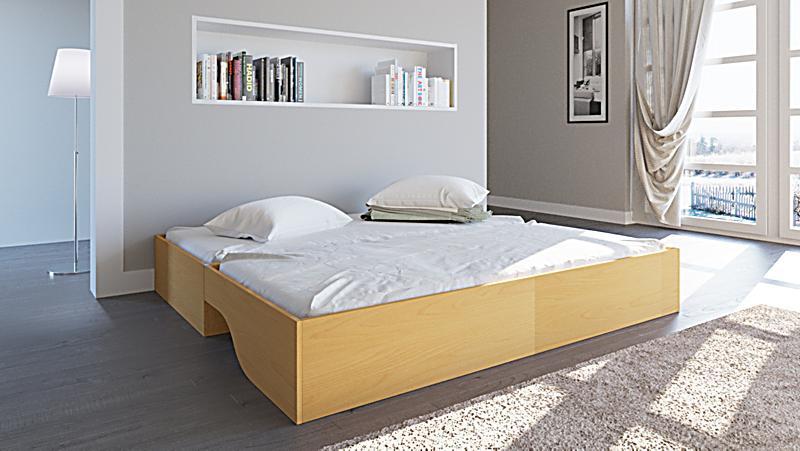 vcm funktionsbett g stebett klappbett einzelbett doppelbett 180 x 200 edisa inkl 2 lattenrosten. Black Bedroom Furniture Sets. Home Design Ideas