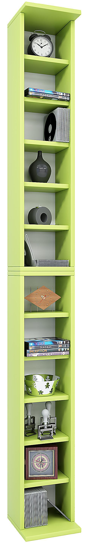 Möbel Aufbewahrung vcm regal dvd cd rack möbel aufbewahrung holzregal standregal möbel