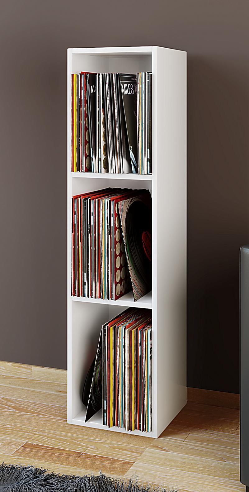 vcm schallplatten regal archiv lp mbel archivierung platto farbe wei - Schallplattenregal