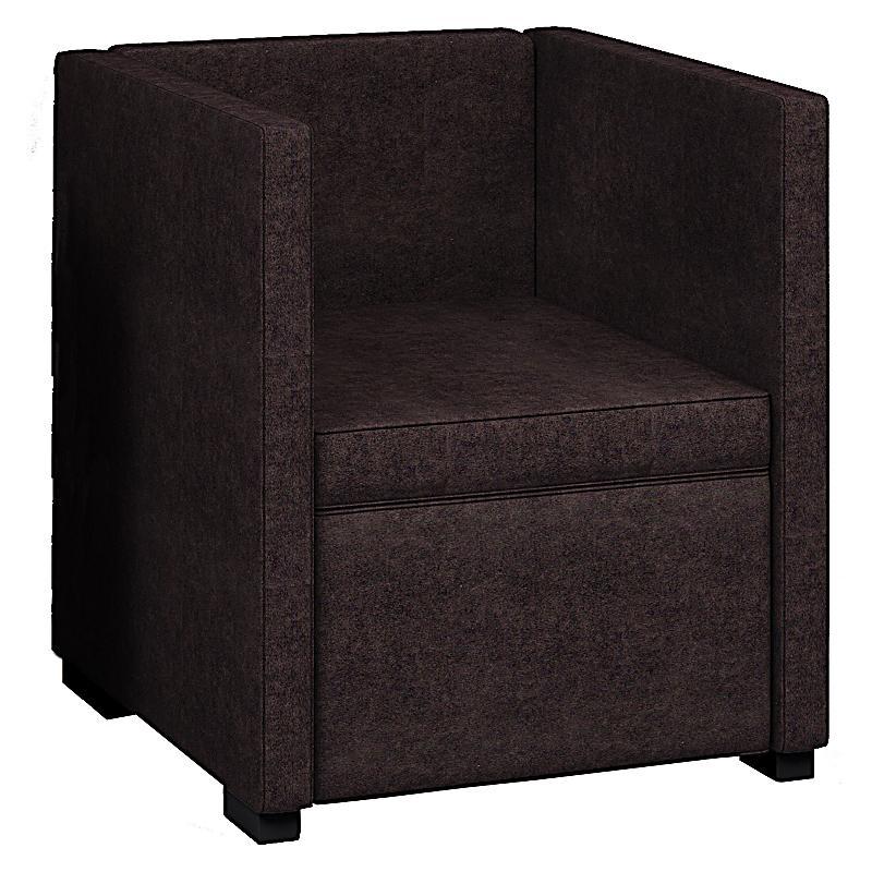 Lounge sessel braun stoff  VCM Sessel Sofa Clubsessel Loungesessel Cocktailsessel Rulas Stoff ...