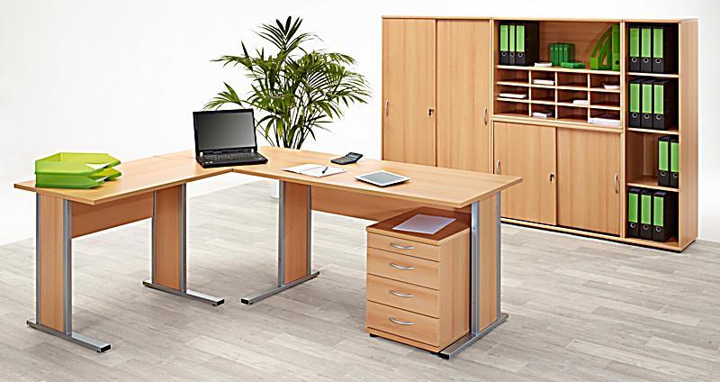vcm sideboard ordner schrank akten b ro m bel regal mit. Black Bedroom Furniture Sets. Home Design Ideas