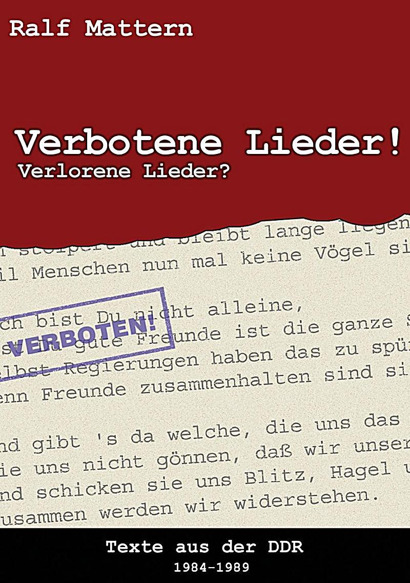 Verbotene Lieder Deutschland