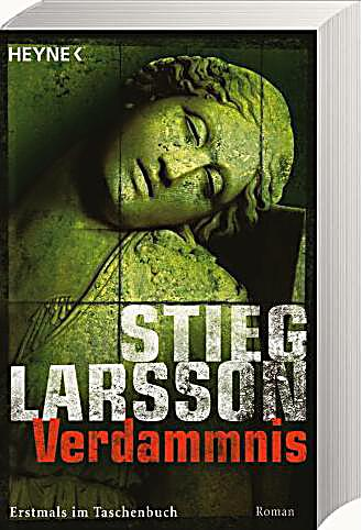 verdammnis buch von stieg larsson jetzt bei bestellen. Black Bedroom Furniture Sets. Home Design Ideas