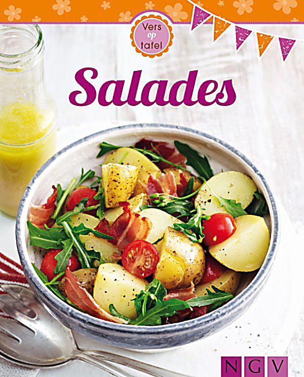 Vers op tafel salades ebook jetzt bei als for Vers de salade